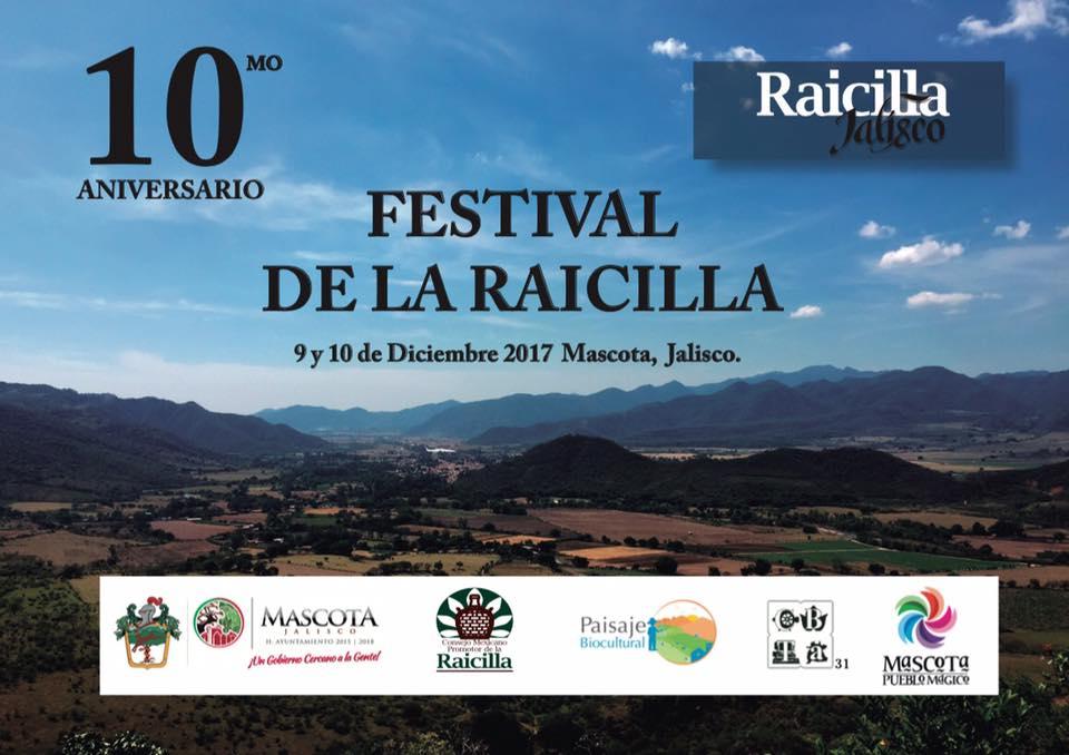 10mo Aniversario del Festival de la Raicilla, Mascota Jalisco. / Diciembre 2017