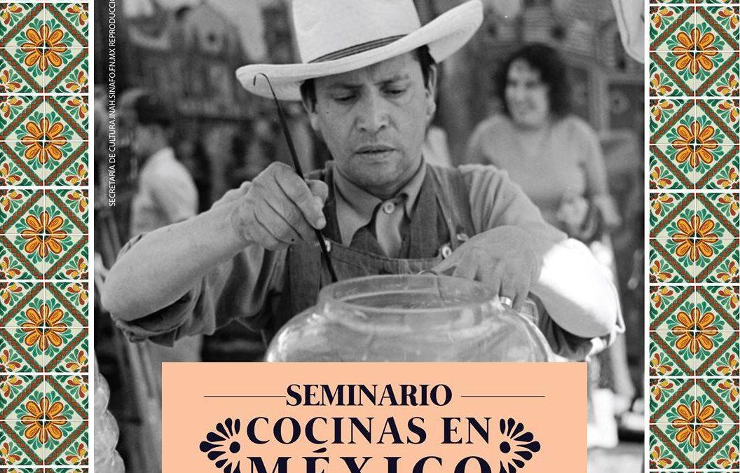 Seminario de Cocinas En México.Transmisión en linea. Noviembre 07