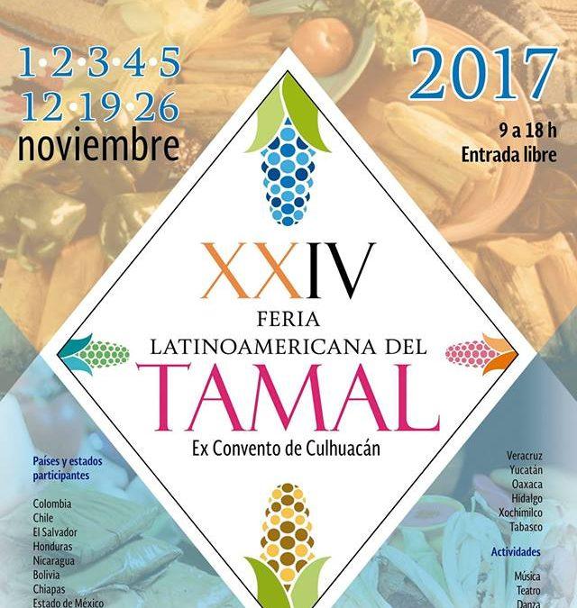 24va Feria Latinoamericana del Tamal