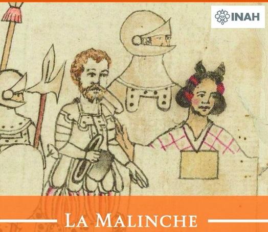 Visitas guiadas con La Malinche, en el Museo de las Intervenciones – INAH