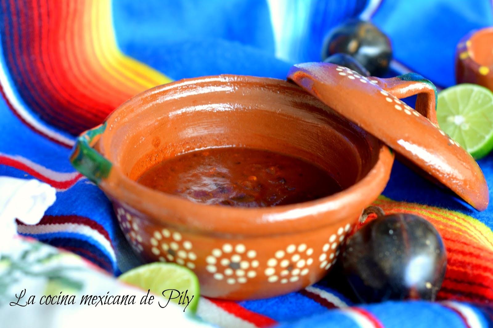 Birria de Chivo Estilo Jalisco, Créditos: La Cocina Mexicana de Pily