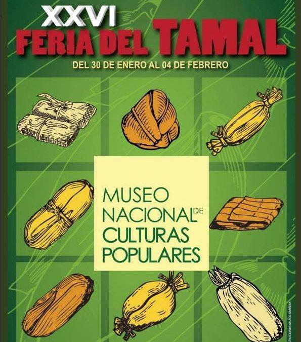 Asiste a la Feria del Tamal 2018, en el Museo de las Culturas Populares.