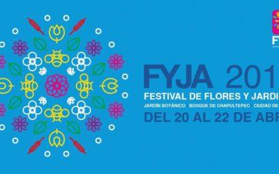 Festival de Flores y Jardines – Chapultepec #Abril 2018