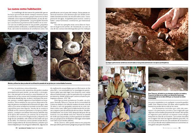 Compra el libro Las Cuevas de Yucatán – Volumen 1. La región de Valladolid