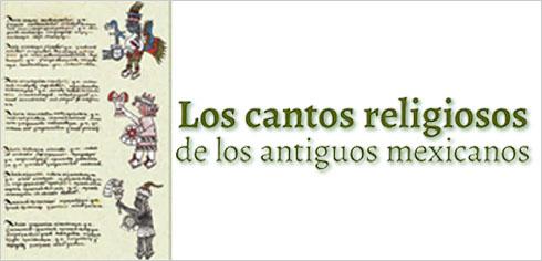 Descarga en pdf VEINTE cantos sagrados en náhuatl.
