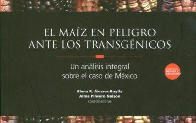 PDF – El maíz en peligro ante los transgénicos, para su libre consulta y distribución.