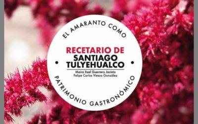 PDF- Descarga este Recetario Mexicano del AMARANTO