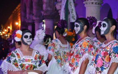 Vive una EXPERIENCIA única: 4 Días en Mérida, Yucatán. #Día de Muertos.