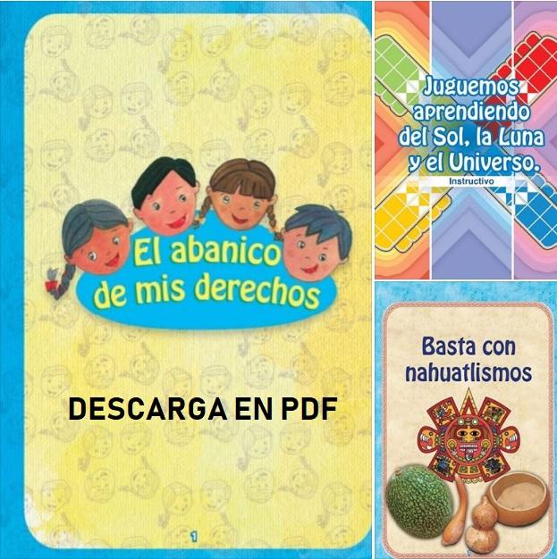 Descarga Juegos didácticos de los pueblos originarios, en versión electrónica.