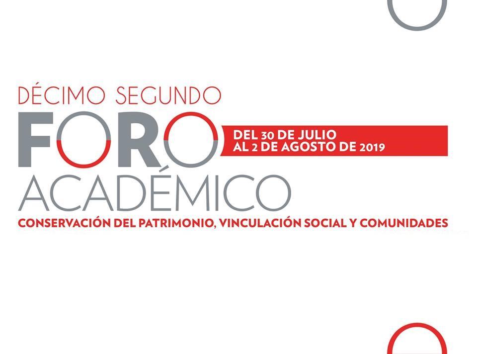 CONVOCATORIA «Conservación del patrimonio, vinculación social y comunidades».