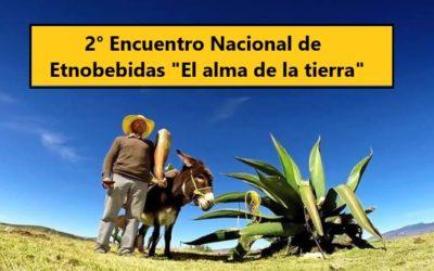 """II Encuentro Nacional de Etnobebidas """"El alma de la tierra""""."""