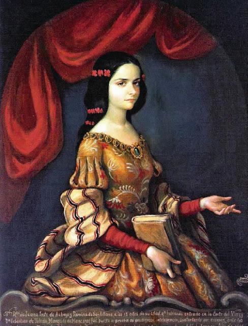 13 recetas de Sor Juana Inés de la Cruz.