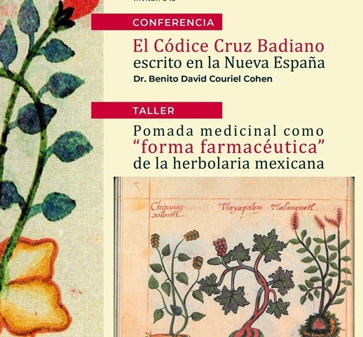 """Taller: Pomada medicinal """"forma farmacéutica"""" de la herbolaria mexicana."""