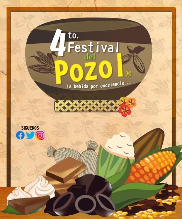 No te pierdas el 4to. Festival del Pozol, Tabasco 2019