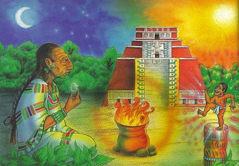 La Leyenda maya del Enano de Uxmal
