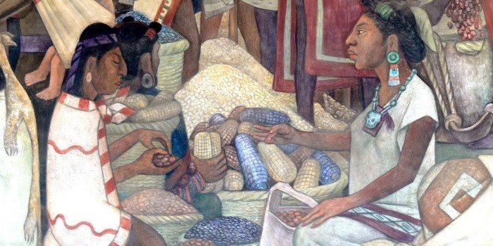 La dieta prehispánica ha demostrado ser sana, equilibrada y autosuficiente