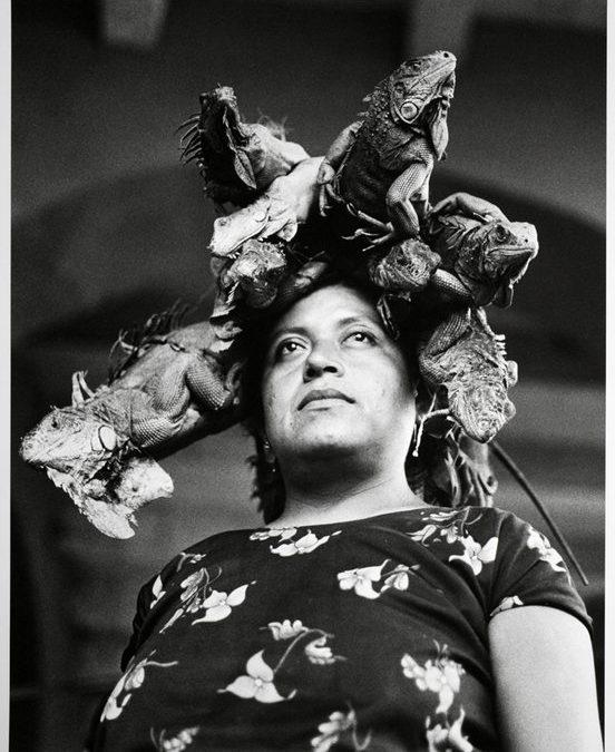 Nuestra Señora de las Iguanas, Graciela Iturbide 1979