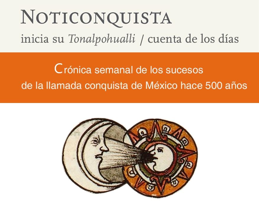 Invitan a la presentación pública del proyecto «Noticonquista», en #Oaxaca.
