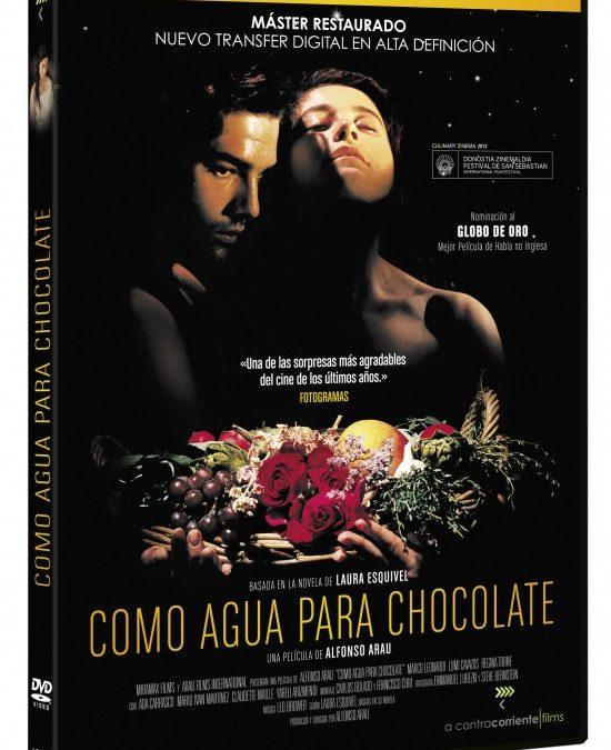 "Mira aquí la película ""Como agua para chocolate"" completa  (video)"