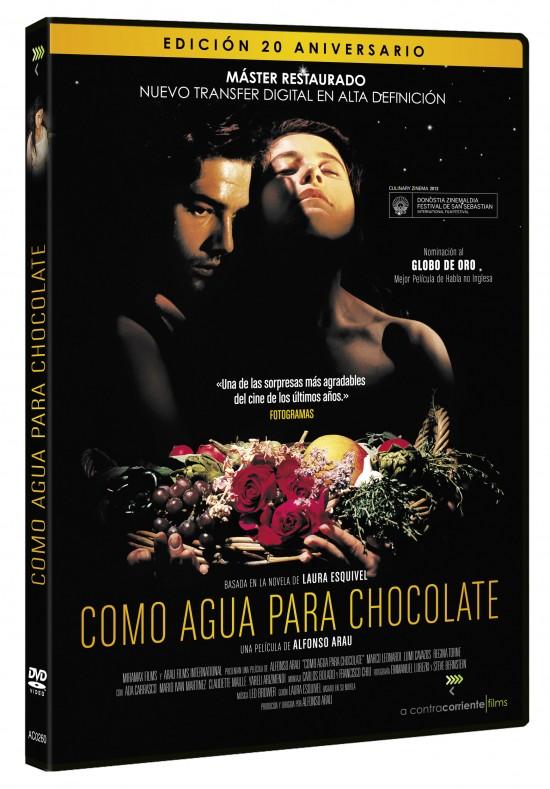 Mira aquí la película «Como agua para chocolate» completa (video)
