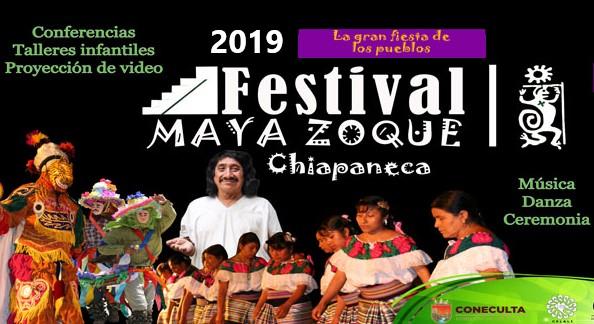 XXIX Festival Maya Zoque Chiapaneco #Agosto2019