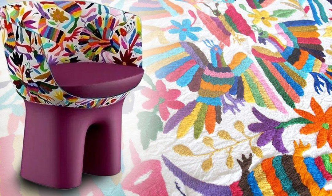 Louis Vuitton plagia diseño de tenangos