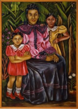 MUNAL rinde homenaje a María Izquierdo