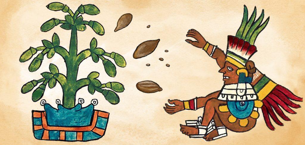 PDF – Los Secretos del Chocolate y la Leyenda de Quetzalcóatl