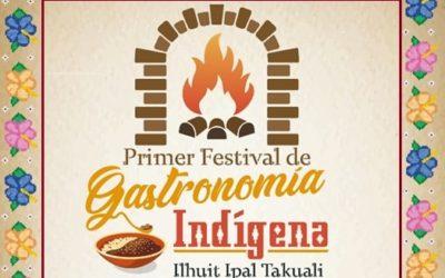 Primer Festival de Gastronomía Indígena «la Ilhuit Ipal Takuali» #TABASCO