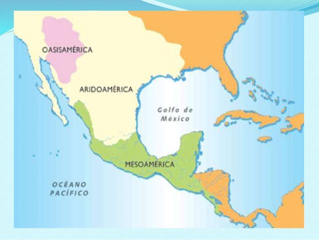 A que se le llama Mesoamérica