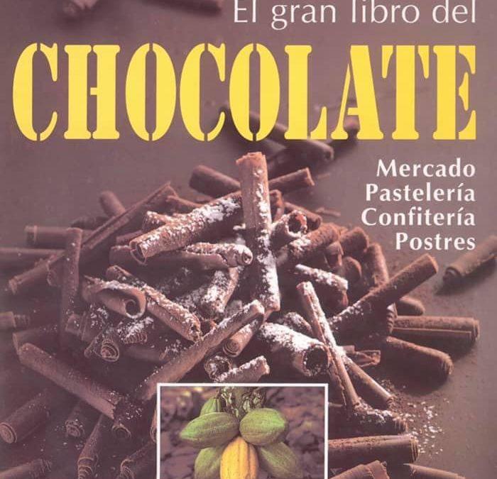 El Gran Libro del Chocolate- PDF