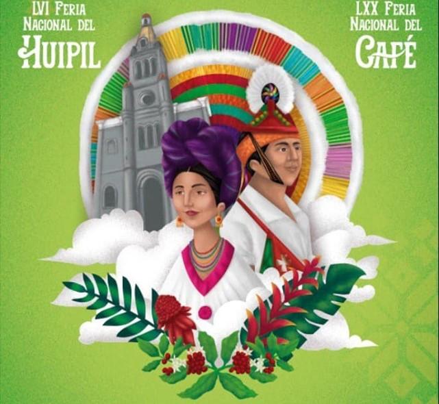 #Asiste a la «Feria Nacional del Huipil y del Café 2019» Los detalles: