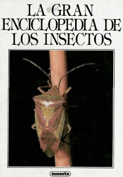 Descarga el libro digital «La gran enciclopedia de los insectos»