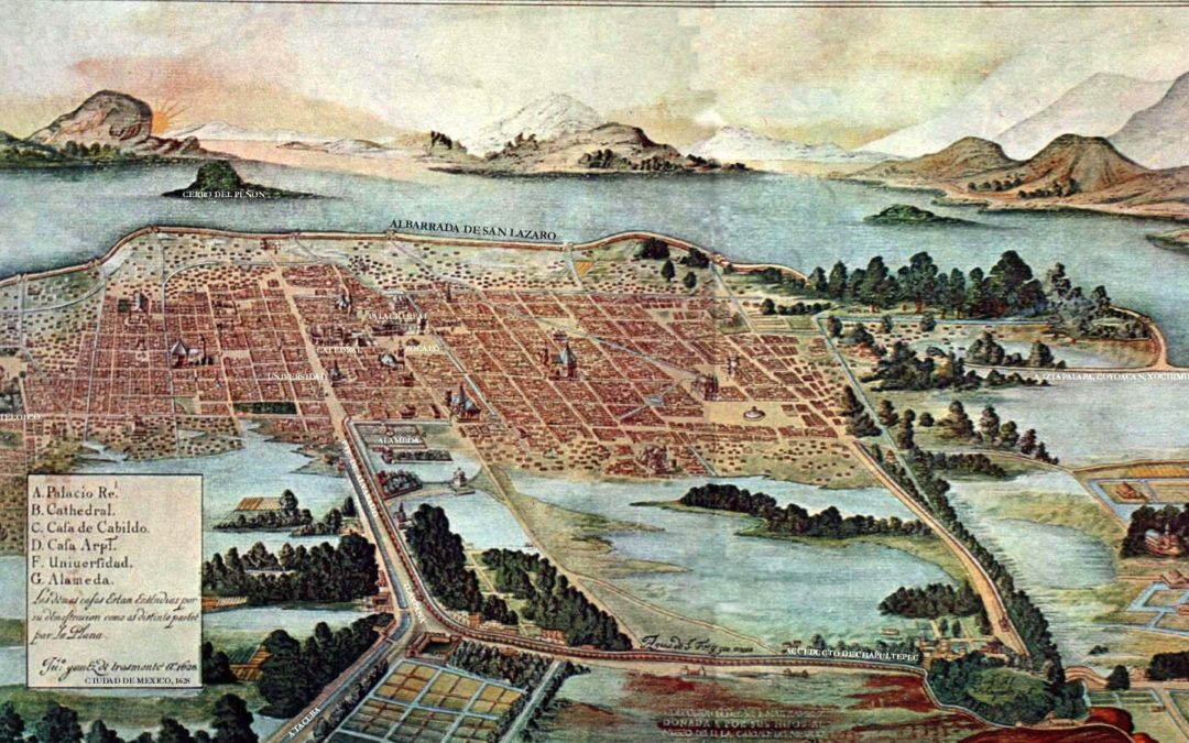México cuenta con la calle más antigua de América