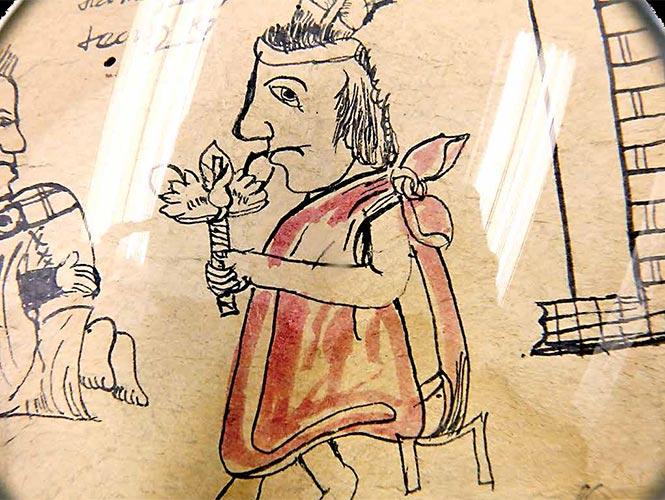 Conoce los OCHO Códices en papel de maguey