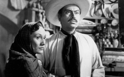 """""""El rebozo de Soledad"""". Película mexicana (1952) Cine de oro mexicano"""