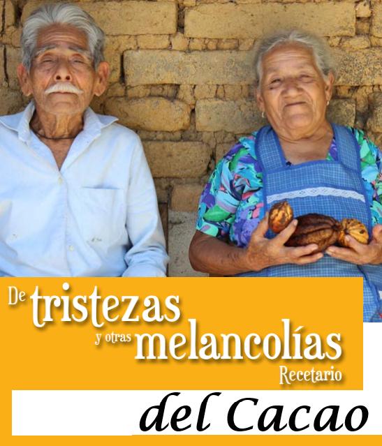 ¡Descarga el RECETARIO DEL CACAO «De tristezas y otras melancolías»!