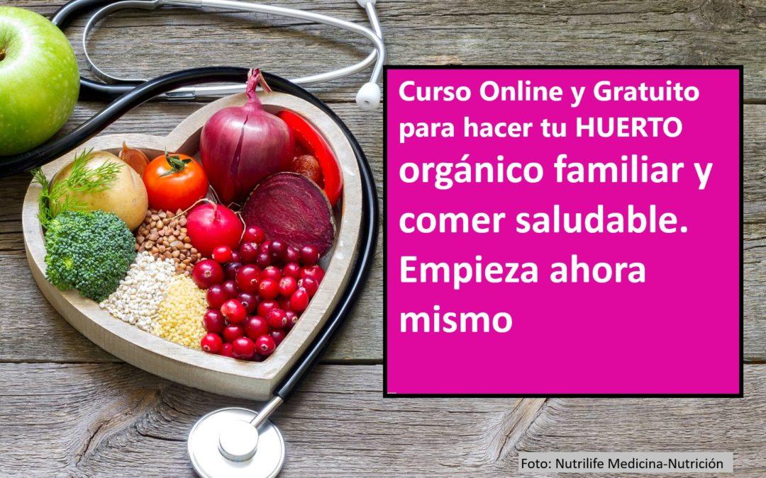 PERMACULTURA «Curso Online y Gratuito para hacer tu propio HUERTO Orgánico Familiar»