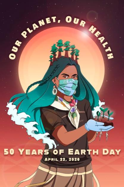 22 de Abril «EARTH DAY LIVE» Hoy es el 50 Aniversario del Día de la Tierra