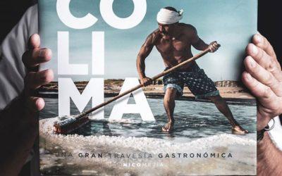 E-Book «Colima, una Gran TRAVESÍA GASTRONÓMICA» por Nico Mejía
