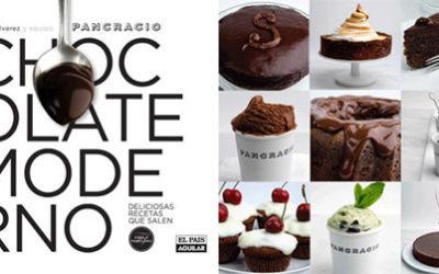 100 Recetas del libro CHOCOLATE MODERNO en PDF – «Best Chocolate Cookbook in Spain»