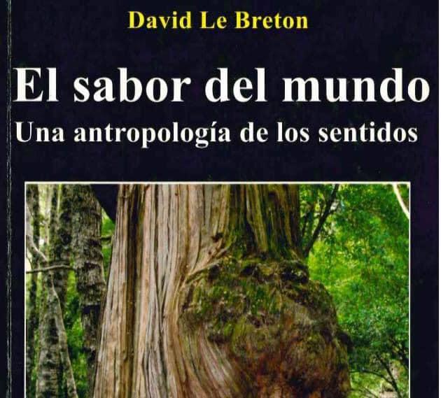 Una mirada al libro «EL SABOR DEL MUNDO. Una antropología de los sentidos»