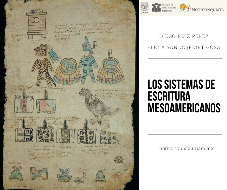 Los sistemas de ESCRITURA mesoamericanos