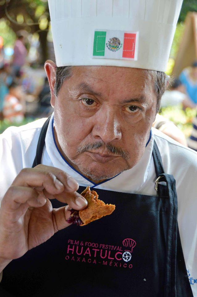 Descanse en paz Don Fortino Rojas, Chef «Pilar de la Cocina Prehispánica» en México