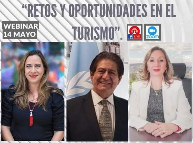 Zoom WEBINAR: «Retos y Oportunidades en el Turismo de América Latina»