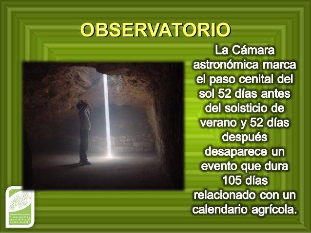Registran espectáculo visual en Observatorio Prehispánico de Xochicalco.