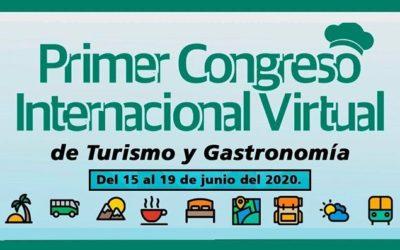 Primer Congreso Internacional Virtual de Turismo y Gastronomía Conalep Morelos.