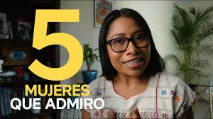 Yalitza lanza su primer video «5 mujeres que admiro» en youtube