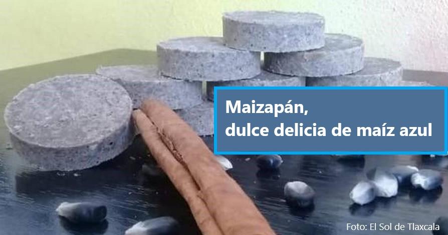 Conoce el nuevo Maizapán, una dulce delicia de maíz AZUL