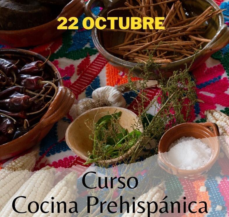 XILONEN invita a su «Curso de Cocina Prehispánica» Chef Invitada Sylvia Kurczyn